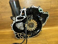 Seadoo Jet Ski 2004 Gtx 4 Tec Front Timing Cover With Stator 420812620