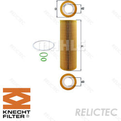 Oil Filter Ox562d For Scania Renault 1742037 2022275 1742032 2037556 7424993648