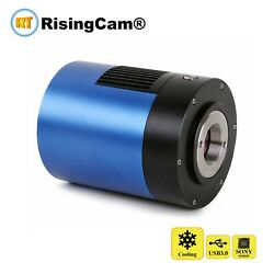 Te Cooling Sony Cmos Sensor 10mp 20mp Usb3.0 Cool Microscope Camera For Fl And Df