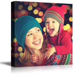 Wall26 Custom Canvas Prints Personalized Photo Picture to Canvas Print Wall Art