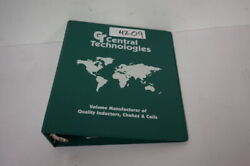 Central Technologies Ctdt3316 Series Power Inductors Kit 18 From 1.0uh To 1000uh