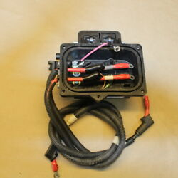 Yamaha 2011 Fx Ho Electrical Box Solenoid Fuse Wiring Relay