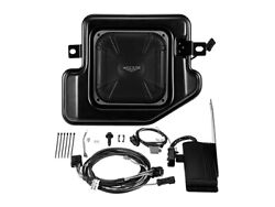 Kicker Multi Channel Amplifier And Powered Subwoofer For 09-12 Dodge Crew Quad Cab