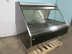 Barker Co Commercial Heated Lighted Self-service Hot Food/chicken Merchandiser