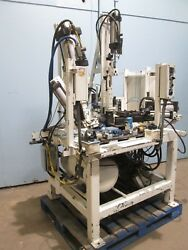 Excel Machine And Tool Inc Heavy Duty Industrial Pneumatic Tube Bender Machine