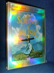 The Sound Of Music Dvd 2000 2-disc Set Five Star Collection New And Sealed