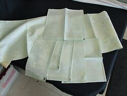 Linens Cotton And Rayon Made In Japan Toyobo Tablecloth 6 Napkins Light Green New