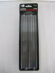New 2 Pieces Single Track Kato Unitrack N Gauge Scale 248mm 9 3/4 20-400 S248v