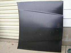 Nos Oem Ford 1986 1987 1988 Lincoln Town Car Hood Aluminum