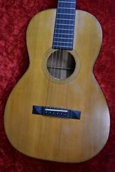 USED  1922 Martin  0-18  Vintage Acoustic Guitar  with Chip Board Case  FS