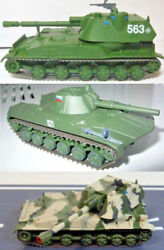 1/72 2S8 Acacia or 2S9 Nona Russian Tank die cast model  59 80 57