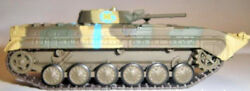 1/72 BMP-1 Soviet armoured personnel carrier model Diecast & Magazine 14