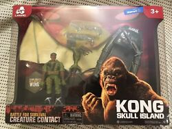 KONG Skull Island Battle for Survival Creature Contact Winged Pterodactyl