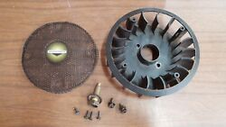 18hp Briggs And Stratton Ohv Engine Model 31h777 Fan And Screen Assembly