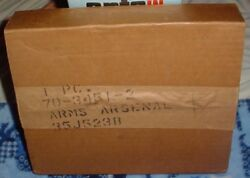 Captain Action Weapons Arsenal Mib Factory Sealed Shipper Box