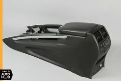 06-11 Mercedes X164 GL450 Center Console Arm Rest With Rear A/C Heater Control