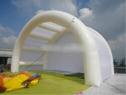 Inflatable Commercial Wedding Event Concert Stage Patio Party Arch Marquee Tent