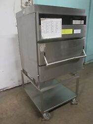 Turbochef D3-a-5/6d4 H.d. Commercial Nsf S.s. Rapid Cook Oven 208v 3ph
