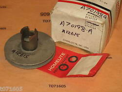 Oem Homelite A70198a Pulley Recoil Starter 650 750e Pro Automatic Chainsaw Nos