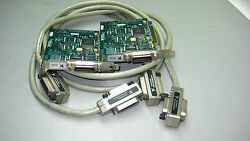 National Instruments Pci-gpib Card 183617g-01 W/ 6ft 5''cable Lot Of 02 Tq100