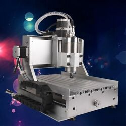 3040-1.5kw Water Cooling Router Engraver Cnc Engraving Machine+controller Box