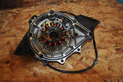 00 Yamaha Gp1200r Front Engine Cover With Stator