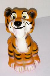 Marx Jiggler Jungle Bookand039s Shere Khan Tiger Wind Up 1960and039s Disney
