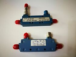 Lot Of 2 Units Hp Krytar Mac 0955-0098 Directional Couplers   0955-0098c 13