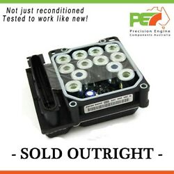 Re-manufactured Oem Abs Control Module For Ford Territory Sy ..