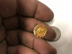 Old Obsolete Buffalo Airways Badge Rare Based Out Of Waco Texas Not Tv
