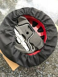 Porsche Spare Wheel With Cover And Tools 986/991/996/boxster/carrera