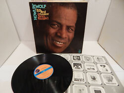 Howlin Wolf Live And Cookin At Alice's Revisited 1972 Chess Ch 50015 Clean Lp