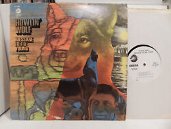 Howlin Wolf Message To The Young Promo Wlp Chess Ch 50002 Clean Og Lp Vg+