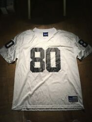 Vintage Adidas Oakland Raiders Jerry Rice Mens Jersey Size Large