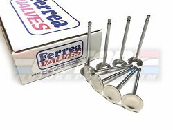 Ferrea Competition Plus Exhaust Valves Chevy Small Block 11/32 F1145p