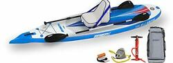 Sea Eagle Needlenose 11'6 Stand-Up Paddleboard Swivel Seat Fishing Rig Package