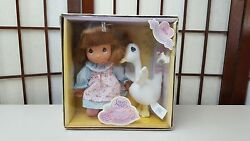 Precious Moments Swan Girl Doll My Pal Jamie Waddle I Do Without You