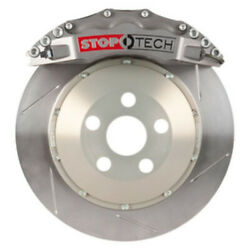 StopTech 06-09 Honda S2000 2.2L ST-60 Trophy Calipers 355x32mm Slotted Rotors Fr