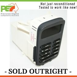 Re-conditioned Oem Climate Control For. Ford Ef Brown Gray-late