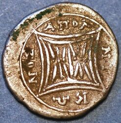 Illyria Apollonia 290-160 Bc Curved Stellate Cow Right G290y