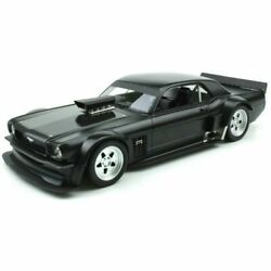 1:12 Top Marques Tmr12-03c Ford Mustang 1965 Black Edition