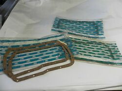 1964-65 Olds V6 1976-1978 Buick 196 231 Eng. Nos Oil Pan Gaskets 5 Ct. 1249137