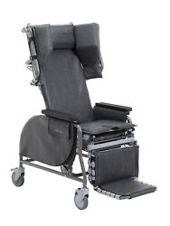 Broda Seating Midline Full Recliner Wheelchair All Sizes Petite To Bariatric