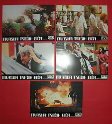 Invasion Of Body Snatchers 1978 Sutherland Nimoy Horror Sci-fi Exyu Lobby Cards