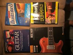Guitar Instruction Books All You'll Need