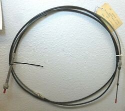 Nos Cessna Engine Control Cable 5315002-9 S/s To 9910269-31 Aviation