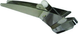 Lewmar 66840085 Dtx-bow Roller For Delta And Dtx Style Anchors Boat Anchoring