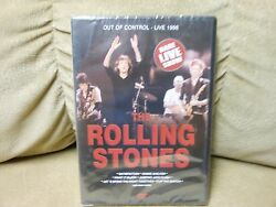 Out Of Control Live 1998 (DVD Full Screen 1998) REGION 0FREE. Read details