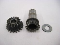 Governor Drive Gears - For Airboat Use - Lycoming Io-540 - Lot A390