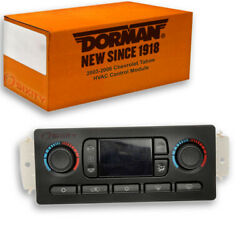 Dorman Front HVAC Control Module for Chevy Tahoe 2003-2006 - Heating Air fc
